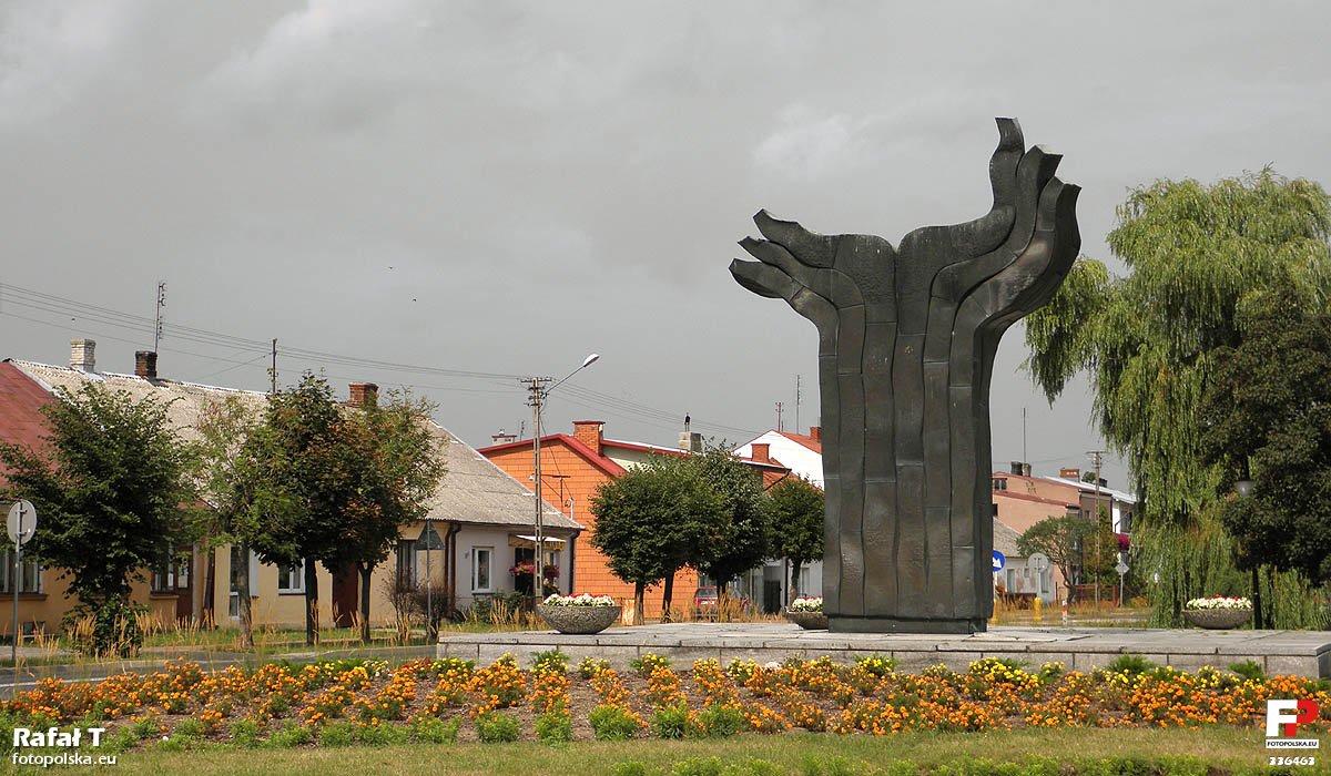 Pomnik Braterstwa Broni w Magnuszewie